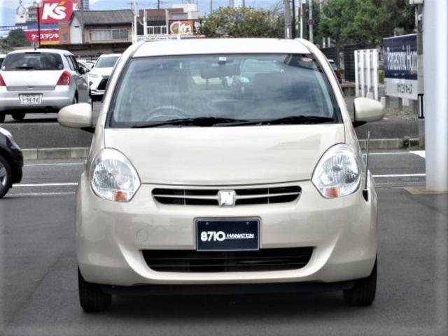 「トヨタ」「パッソ」「コンパクトカー」「広島県」の中古車3