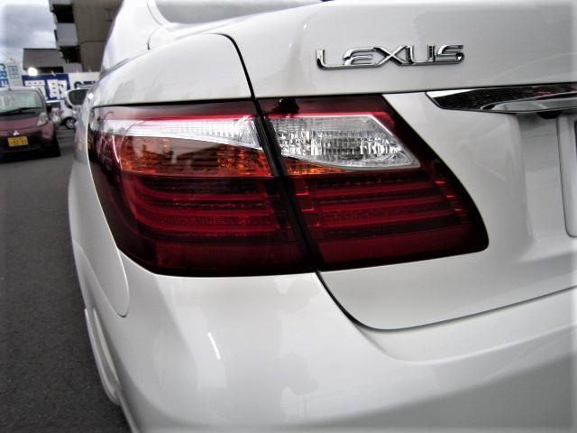 「レクサス」「LS」「セダン」「広島県」の中古車49