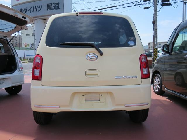 ココアプラスX CD エアコン 運転席助手席エアバック スマートキー(7枚目)