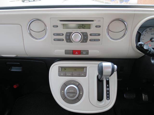 ココアプラスX CD エアコン 運転席助手席エアバック スマートキー(13枚目)