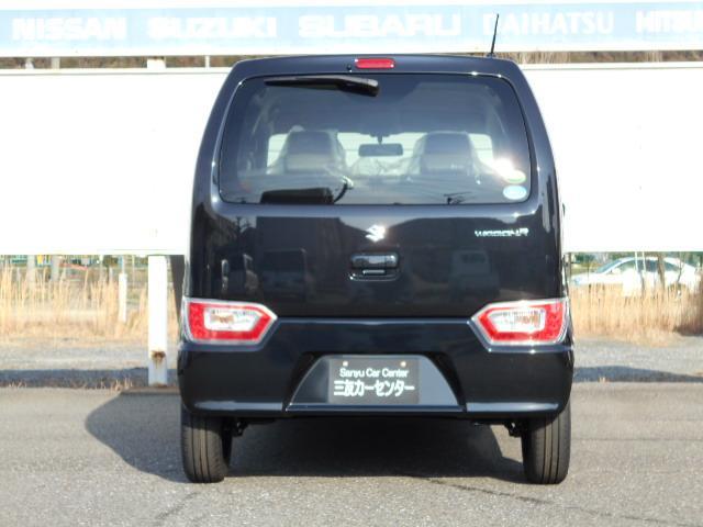 スズキ ワゴンR FA 新型 届出済未使用車 ベンチシート フルフラット