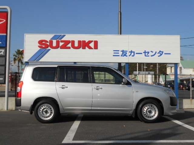 「トヨタ」「サクシードバン」「ステーションワゴン」「岡山県」の中古車3