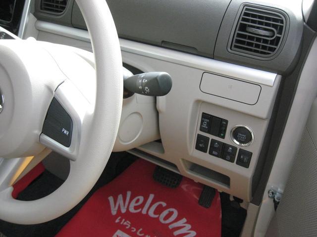 ダイハツ タント X SAIII 4WD 左側電動スライドドア シートヒーター