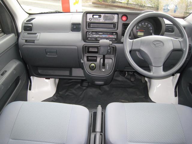 ダイハツ ハイゼットカーゴ DX 4WD A/T キーレス