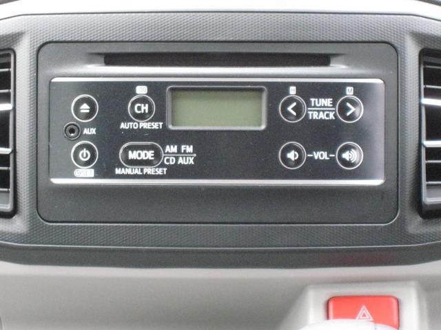 ダイハツ ミライース X SAIII キーレス CD アイドリングストップ