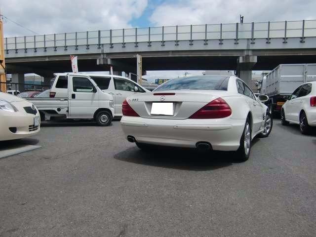 メルセデス・ベンツ M・ベンツ SL350 禁煙車 左ハンドル 本革パワーシート ナビ