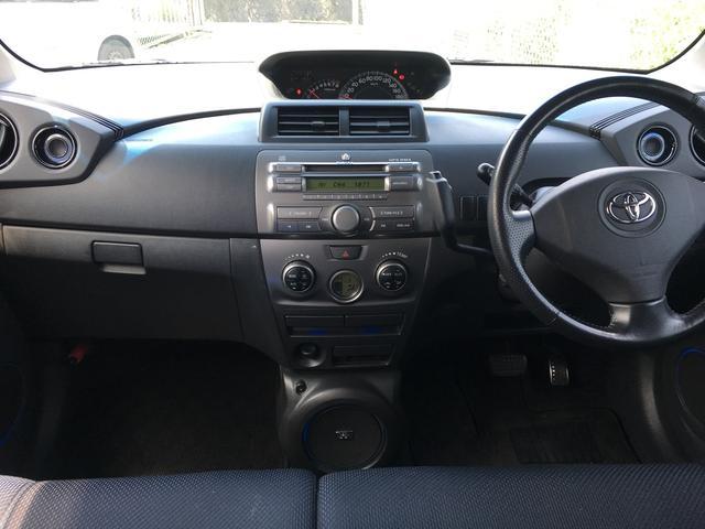 トヨタ bB Z Qバージョン 15inAW HID ETC スマートキー