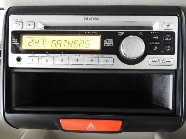G CDチューナー スマートキー(4枚目)