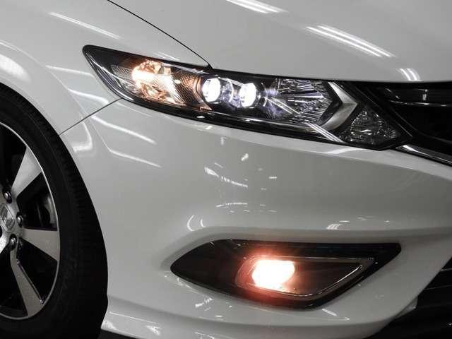RS 衝突軽減B Mナビ LEDヘッドライト(10枚目)