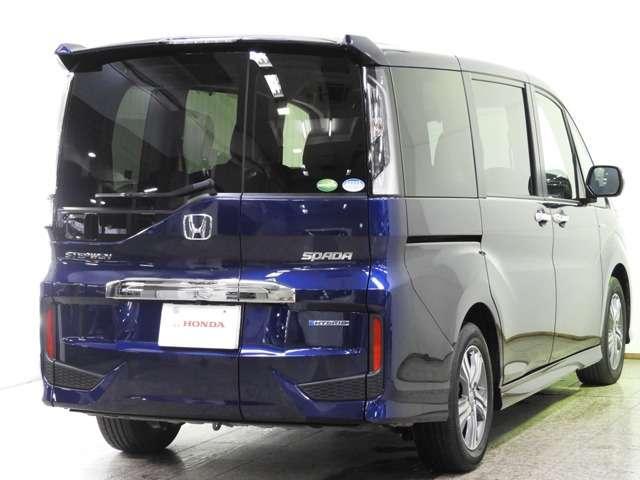 スパーダハイブリッド G・EX ホンダセンシング 衝突軽減B(3枚目)