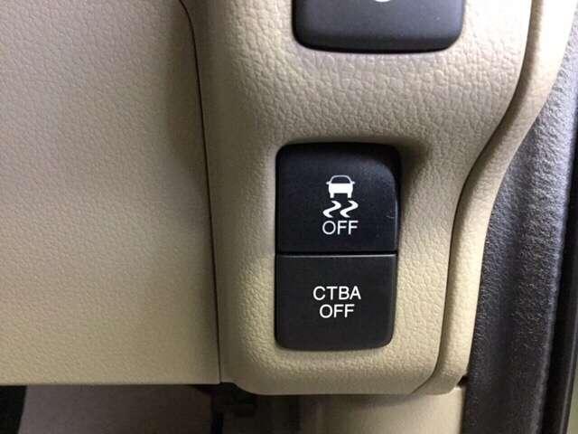 低速域衝突軽減ブレーキと誤発進抑制機能を備えた【シティブレーキアクティブシステム】を搭載しています。