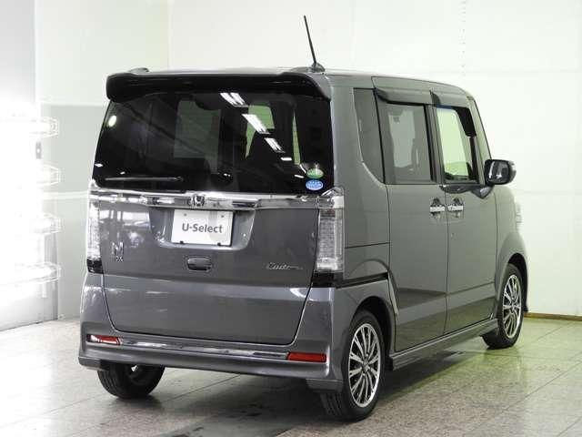 「ホンダ」「N-BOX」「コンパクトカー」「広島県」の中古車3