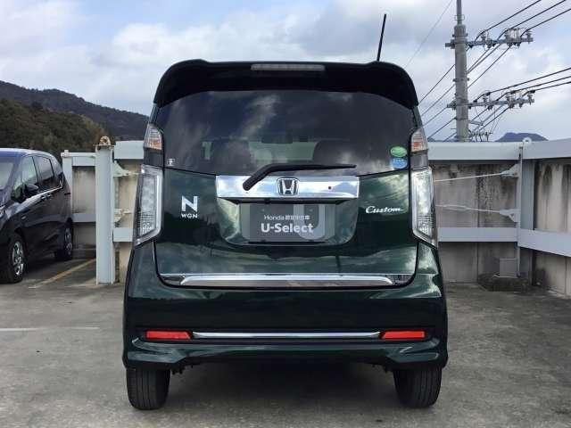 G・ターボパッケージ 純正オーディオ・ETC・バックカメラ(4枚目)