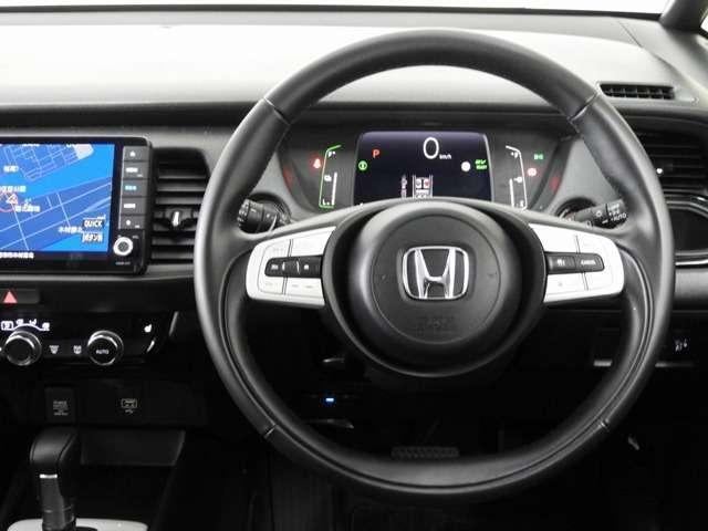 e:HEVリュクス 衝突軽減ブレーキ 9インチプレミアムインターナビゲーション バックカメラ ナビ連動ドライブレコーダー LEDヘッドライト アクティブクルーズコントロール シートヒーター アルミホイール スマートキ-(17枚目)