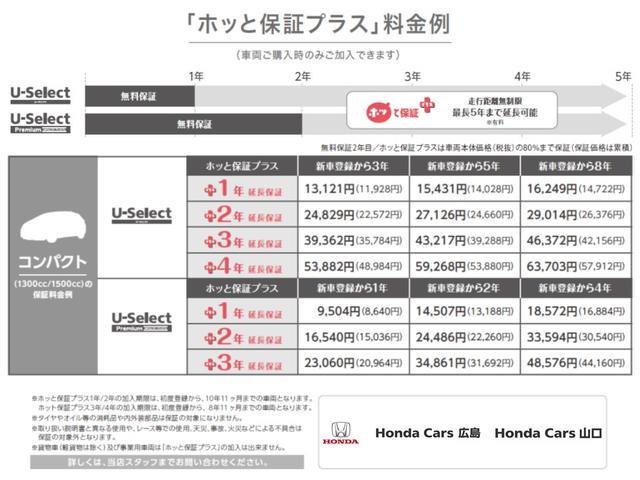 L・ターボホンダセンシング 純正ナビ・ETC・ドライブレコーダー(24枚目)