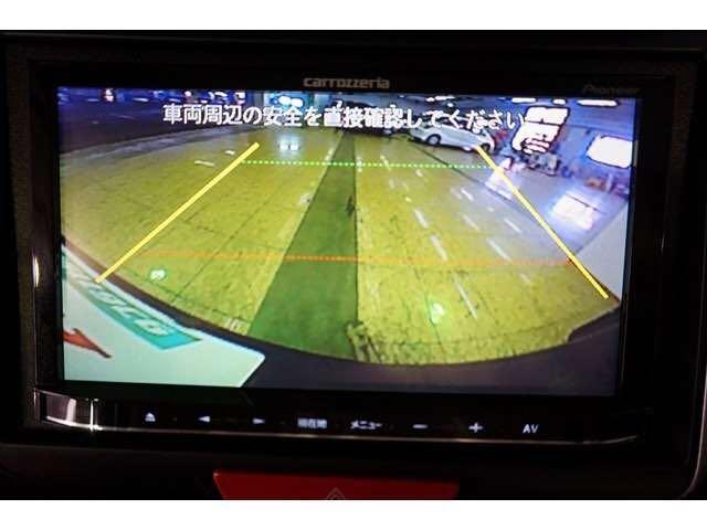ホンダ N BOX G・Lパッケージ 社外メモリーナビ・リアカメラ