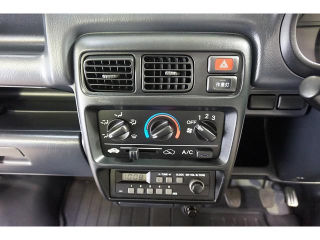 ホンダ アクティトラック SDX 4WD 5速MT エアコン付