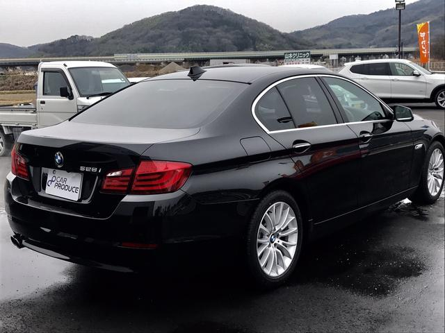 BMW BMW 528i コーティング済み HDD  シートヒーター