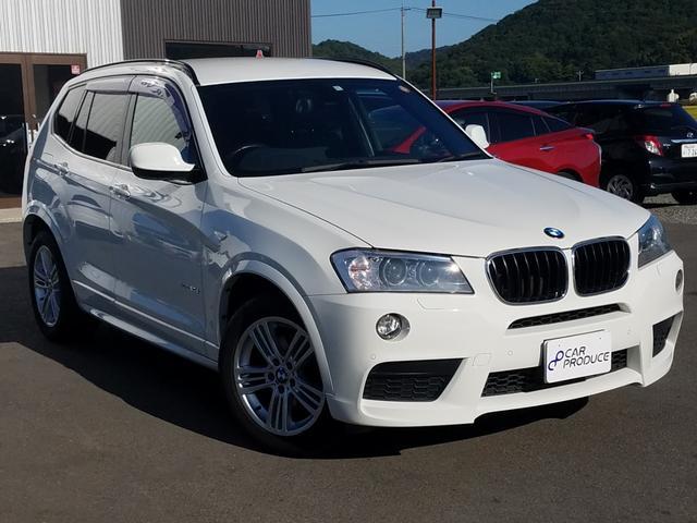 「BMW」「BMW X3」「SUV・クロカン」「岡山県」の中古車6