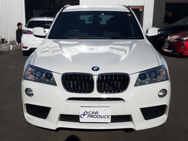 「BMW」「BMW X3」「SUV・クロカン」「岡山県」の中古車7