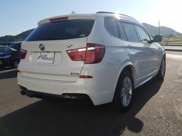 「BMW」「BMW X3」「SUV・クロカン」「岡山県」の中古車9