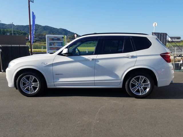 「BMW」「BMW X3」「SUV・クロカン」「岡山県」の中古車12
