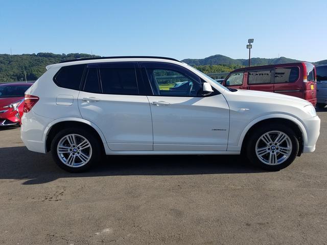 「BMW」「BMW X3」「SUV・クロカン」「岡山県」の中古車13