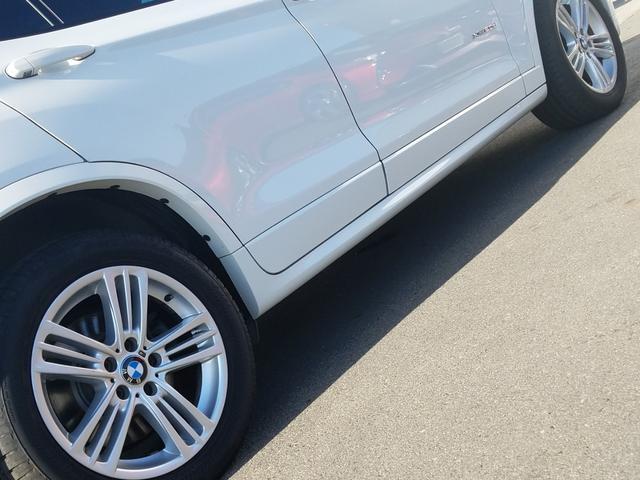 「BMW」「BMW X3」「SUV・クロカン」「岡山県」の中古車38