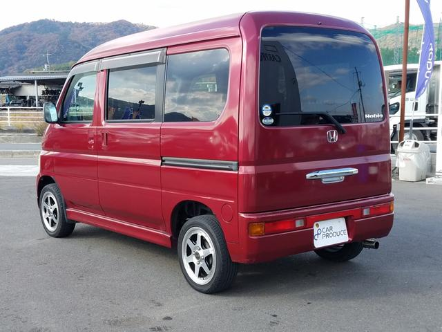 「ホンダ」「バモスホビオ」「コンパクトカー」「岡山県」の中古車9
