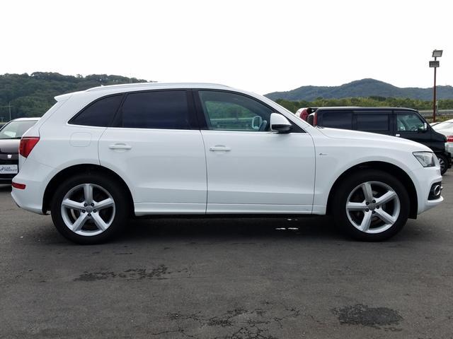 「アウディ」「アウディ Q5」「SUV・クロカン」「岡山県」の中古車10