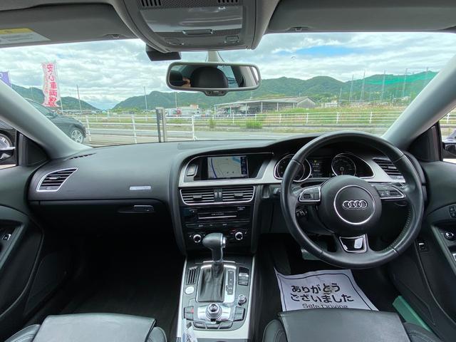 「アウディ」「A5」「クーペ」「岡山県」の中古車4