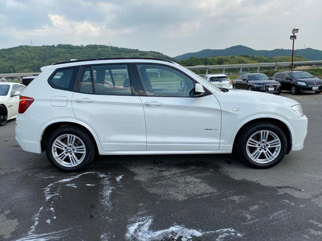「BMW」「X3」「SUV・クロカン」「岡山県」の中古車14