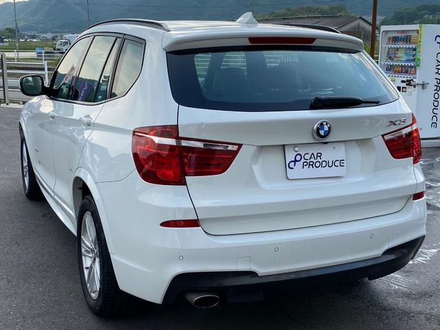 「BMW」「X3」「SUV・クロカン」「岡山県」の中古車19