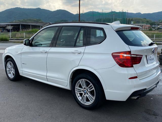 「BMW」「X3」「SUV・クロカン」「岡山県」の中古車21