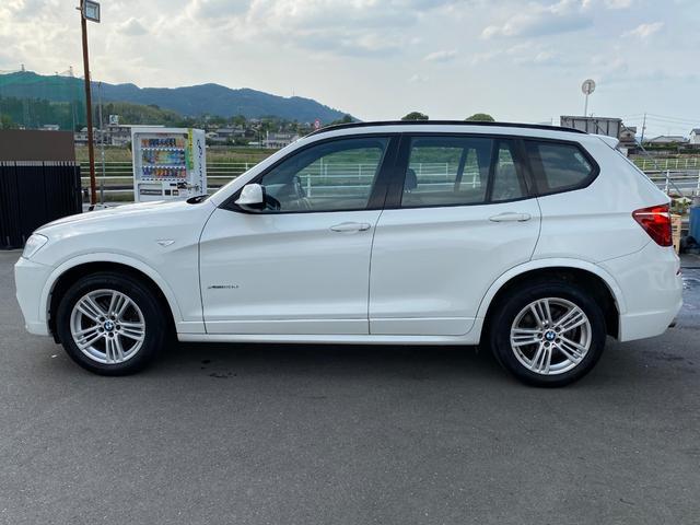 「BMW」「X3」「SUV・クロカン」「岡山県」の中古車22