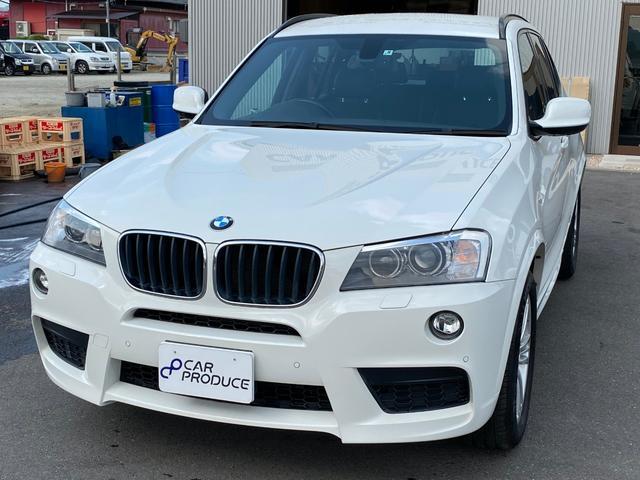 「BMW」「X3」「SUV・クロカン」「岡山県」の中古車26
