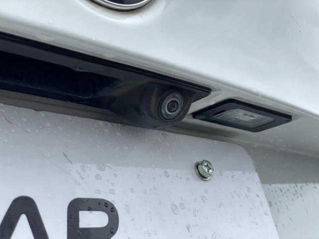 バックカメラを搭載しており、駐車時もらくらくです♪
