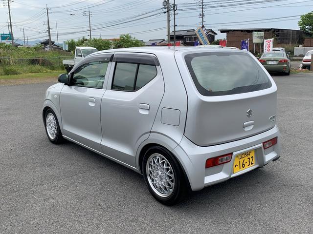 L 車高調 社外アルミ LEDヘッドライト コーティング済(9枚目)