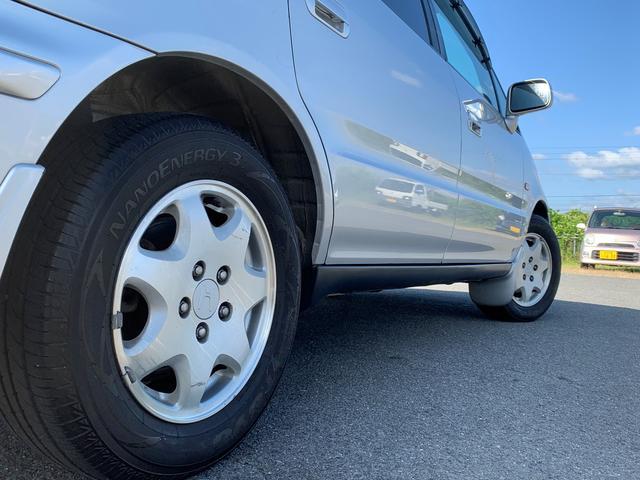 タイヤ、残溝あります!!