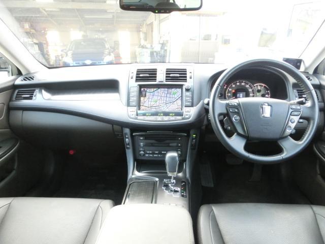 トヨタ クラウン 3.5アスリートGパッケージ マルチ 革シート サンルーフ