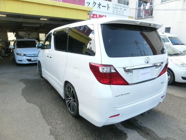 トヨタ アルファード 350S メーカーOPナビ FDモニター サンルーフ