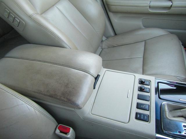 日産 フーガ 350XV ダウンサス サンルーフ ベージュ本革シート