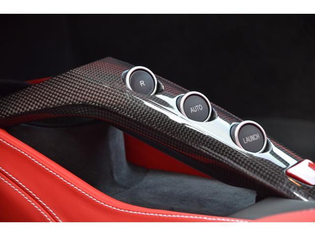 フェラーリ フェラーリ 488GTB 正規D車 レーシングシート 前後油圧リフト 切替マフラー