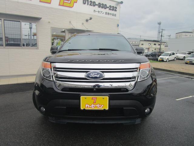「フォード」「エクスプローラー」「SUV・クロカン」「岡山県」の中古車2