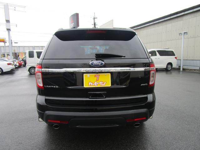 「フォード」「エクスプローラー」「SUV・クロカン」「岡山県」の中古車10