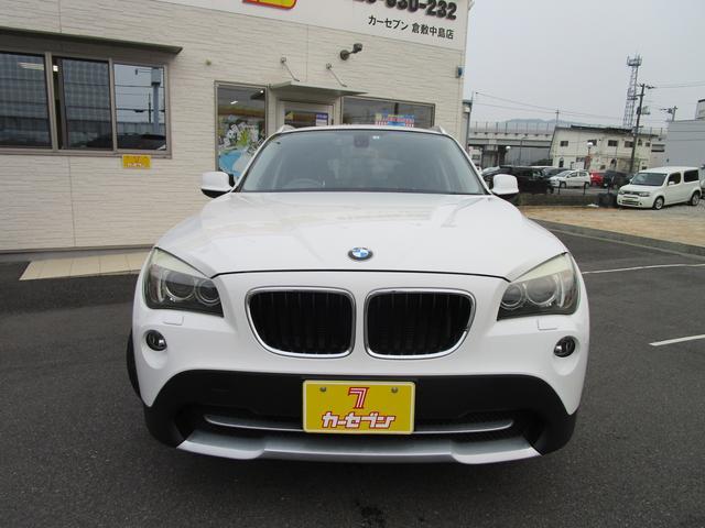 「BMW」「X1」「SUV・クロカン」「岡山県」の中古車2