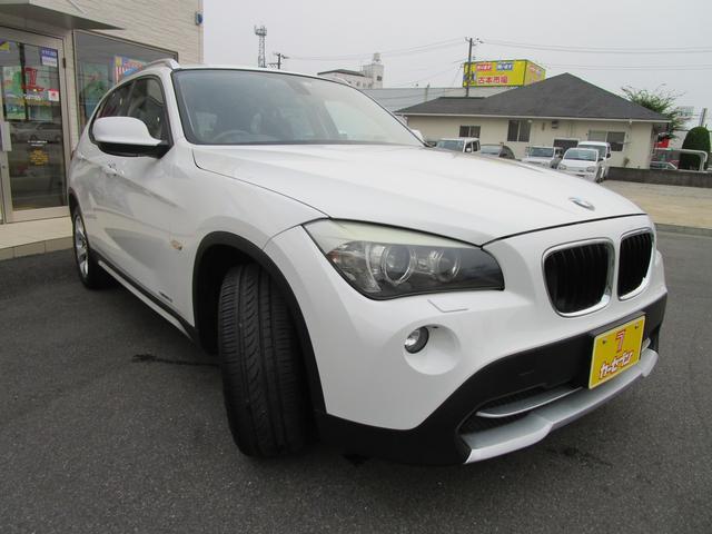 「BMW」「X1」「SUV・クロカン」「岡山県」の中古車6