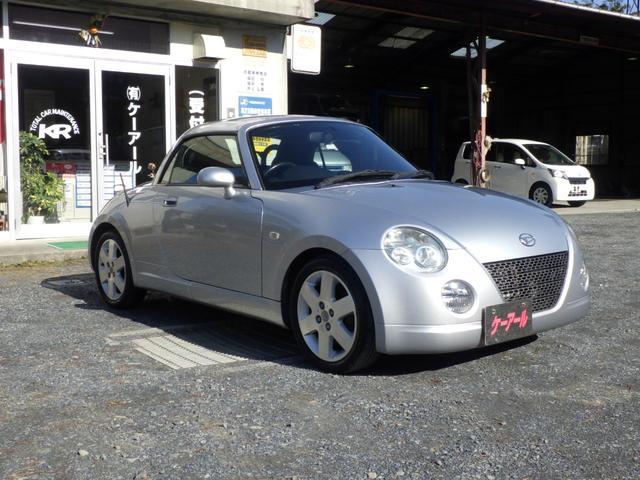 「ダイハツ」「コペン」「オープンカー」「岡山県」の中古車23