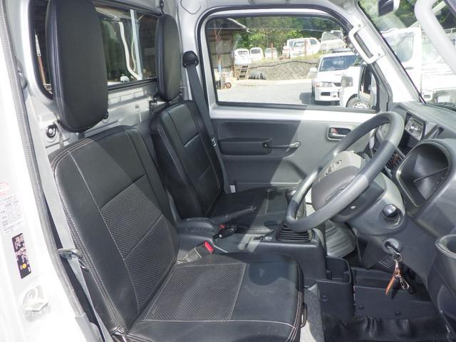 GX 4WD 5MT エアコン パワステ パワーウインドウ フォグランプ キーレス 社外アルミホイール 社外シートカバー 外装仕上げ済み 修復歴無し(5枚目)