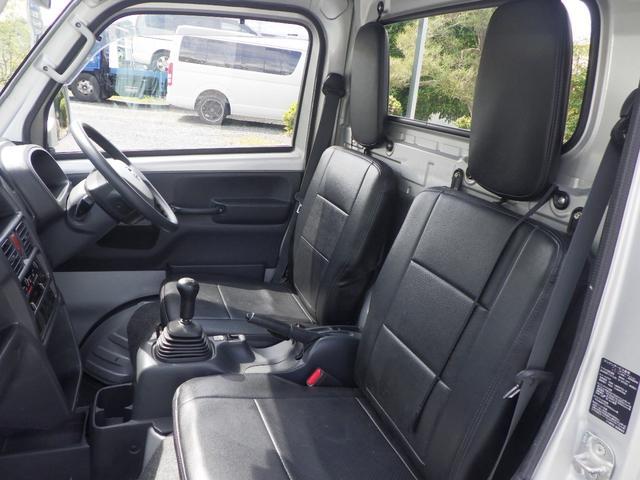 GX 4WD 5MT エアコン パワステ パワーウインドウ フォグランプ キーレス 社外アルミホイール 社外シートカバー 外装仕上げ済み 修復歴無し(18枚目)